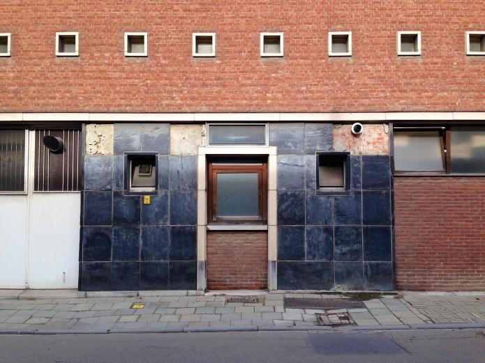 Hendrik Consciencestraat Leuven. Te Voet in de Stad. Hendrik Elie Vanden Abeele
