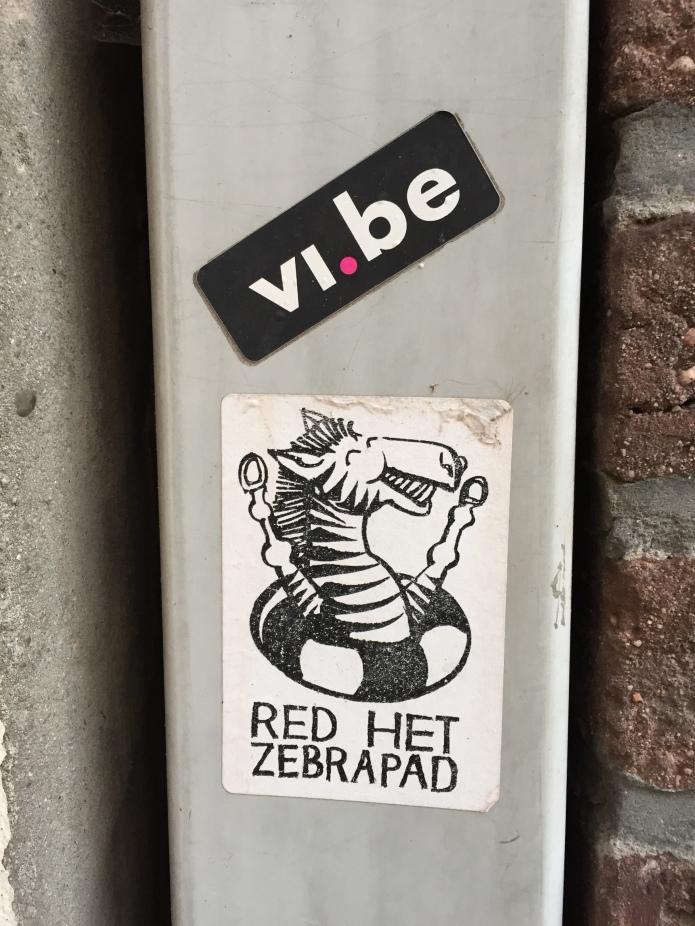 Vibes. Te Voet in de Stad. Foto Hendrik Elie Vanden Abeele
