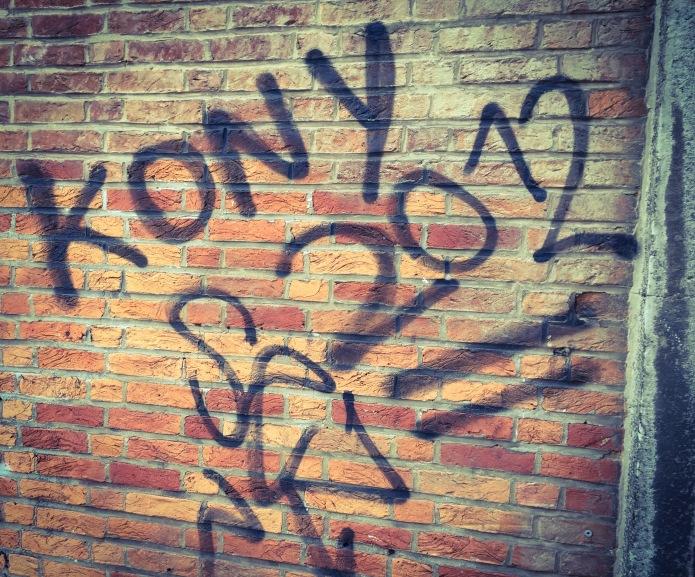 Kony 2012. Te Voet in de Stad. Foto Hendrik Elie Vanden Abeele