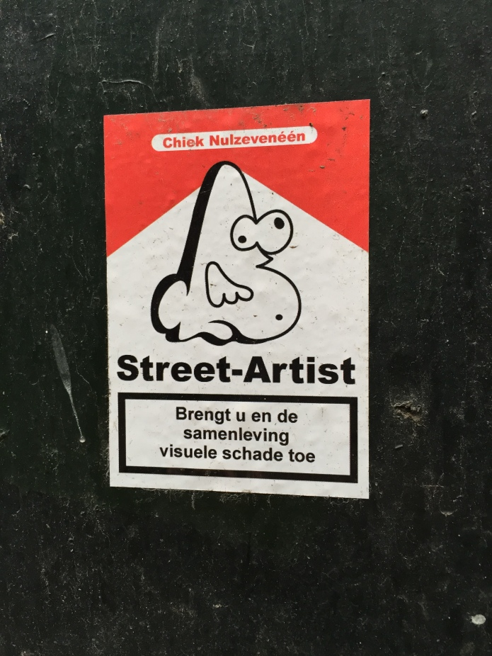 Chieck Nulzevenéén. Te Voet in de Stad. Foto Hendrik Elie Vanden Abeele
