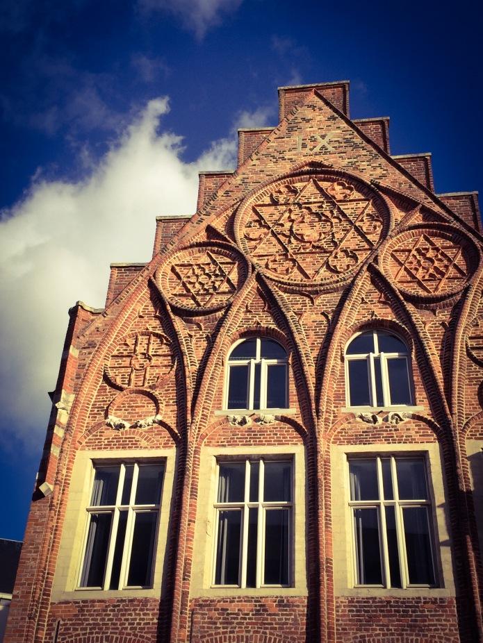Leuven 't Sestich. Te Voet in de Stad. Foto Hendrik Elie Vanden Abeele