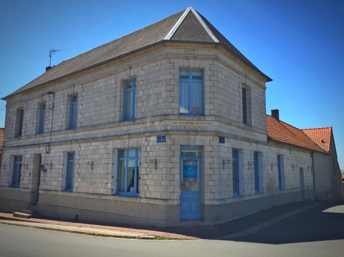 Café Lefetz. Mont-Saint-Eloi. Foto Hendrik Elie Vanden Abeele Traen