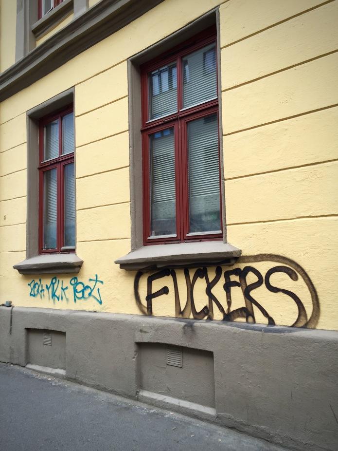 Fuckers. Foto Hendrik Elie Vanden Abeele