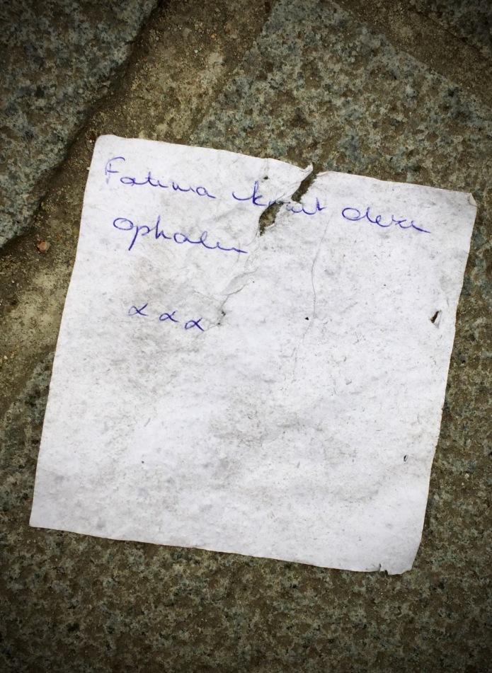 Fatima. Hendrik Elie Vanden Abeele
