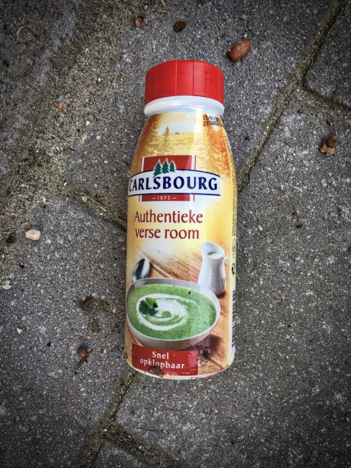 Booz #5 Carlsbourg Authentieke Verse Room. Te Voet in de Stad. Hendrik Vanden Abeele