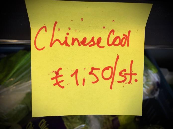 Chinese cool Hendrik Vanden Abeele Te Voet in de Stad