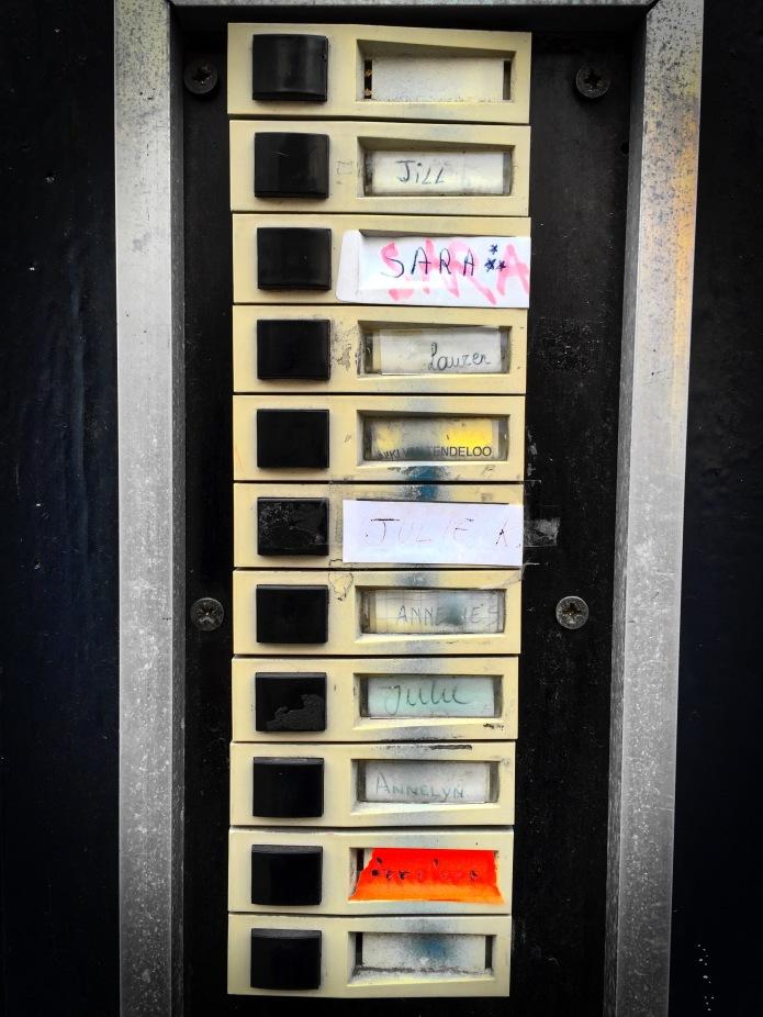 Koterij #19 Leuven, 3 februari 2015, Foto Hendrik Elie Vanden Abeele. Te Voet in de Stad