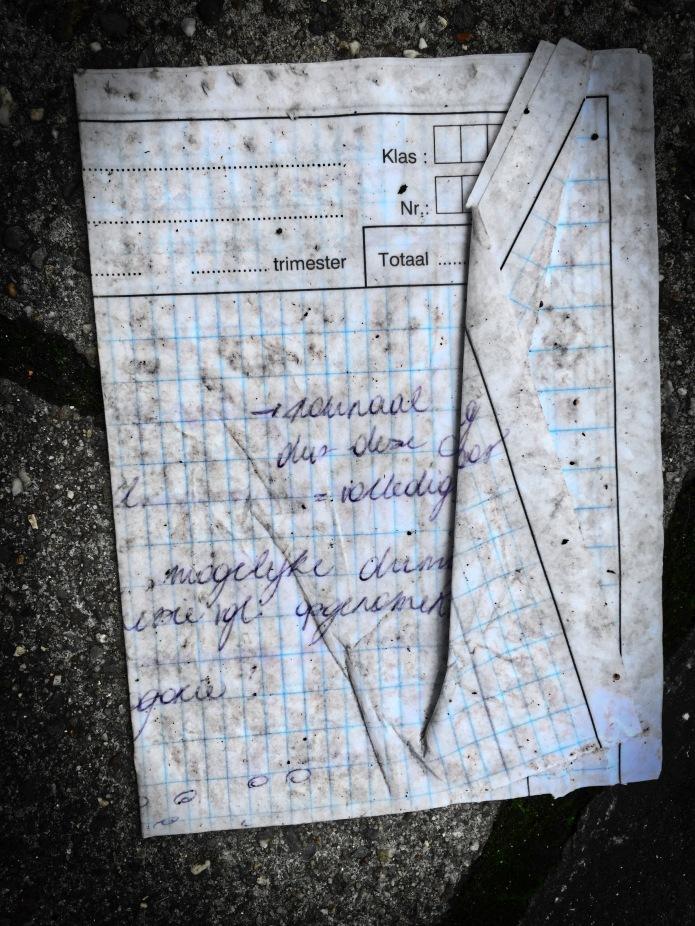 Groundtext #124 Volledig. Leuven, Weldadigheidsstraat, 5 september 2015, Foto Hendrik Elie Vanden Abeele. Te Voet in de Stad