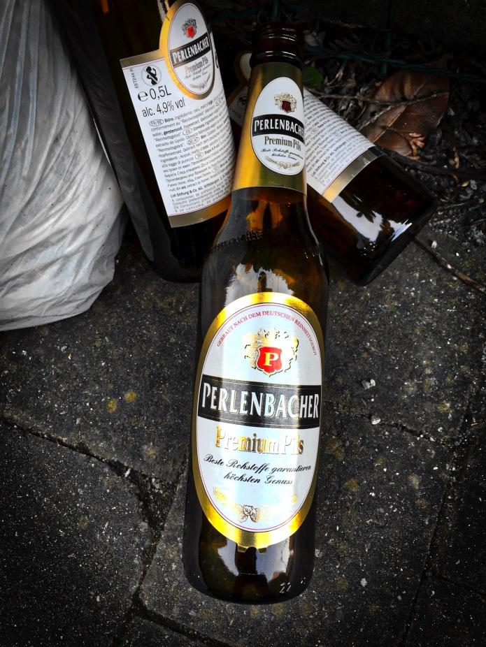 Booz #62 Perlenbacher. Weet niet meer waar, weet niet meer wanneer. Foto Hendrik Elie Vanden Abeele. Te Voet in de Stad
